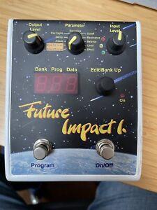 Panda Audio - Future Impact 1 - Bass Guitar Synth Pedal