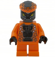 Lego Snike 9448 Samurai Mech Ninjago Minifigure