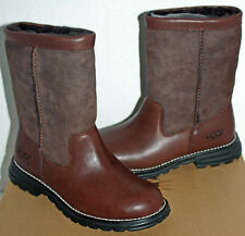 NIB Women's UGG Australia Brown Brooks Boots Size 5