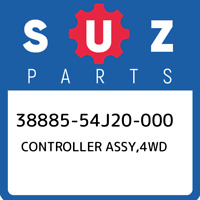 38885-54J20-000 Suzuki Controller assy,4wd 3888554J20000, New Genuine OEM Part
