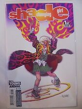 Shade the Changing Girl #1 C Cover DC's Young Animal Rebirth NM Comics Book