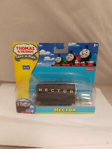 Take And Play Thomas & Friends Die Cast Hector the Coal Truck new sealed 2012