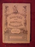 HARPER's October 1892 Tiger Hunting Mysore India Seine Paris Laurence Hutton