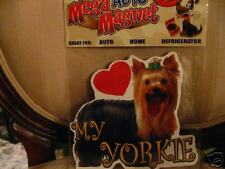 Yorkshire Terrier/Yorkie Auto,Home,Refrigerator Magnet