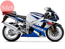 Suzuki GSX-R 1000 K1/K2 (2001-02) - Workshop Manual on CD
