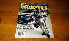 RACING COLLECTOR'S PRICE GUIDE March '02 Busch Grand National Series NASCAR NHRA