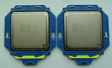 Matched Pair Intel E5-2690 2.9GHz  8 Core 20MB Cache SR0L0 CPU Processor Lot 07