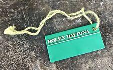 ROLEX TAG CARTELLINO Cosmograph Daytona 16520 16523 16528 16518 16519 ZENITH