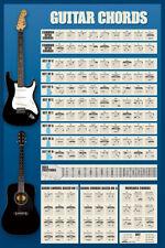 Guitar Chords Maxi Poster
