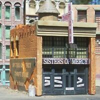 DOWNTOWN DECO N SCALE SISTERS MERCY THRIFT STORE KIT | BN | 2014