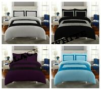 New Wasi Bedding Set Duvet Cover with Pillowcase Single Double Super King Size