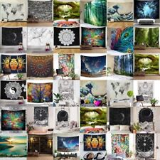 Lots of Tapestries Wall Hanging Tapestry Mandala Wall Blanket Art Home Decor