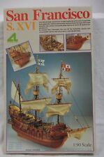 1994 NIB San Francisco Galeon S.XVI Ship Model Artesania Latina 1:90 scale