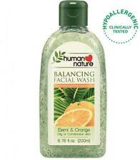 Gaia Human Nature - Balancing Facial Wash (200ml) Natural Face Skin Cleanser