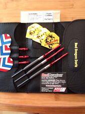 Pro Red Dragon Shaun Griffiths 23G 95% Tungsten Steel Tip Dart Set