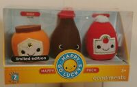 Hallmark Happy Go Luckys happy pack Series 2 Condiments 22 of 24 NIB Ltd.Ed