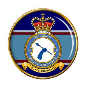 55 Squadron, RAF Pin Badge