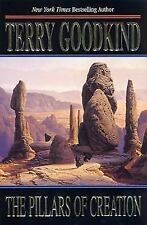 Sword of Truth: The Pillars of Creation 7 by Terry Goodkind (2001, Hardcover, Re
