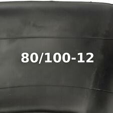 Inner Tube 80/100-12 Bent Valve Rear Pit Bike