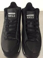 Vintage Nike Air Incredibly Strong Basketball Shoes Size: 10.5 Black 630355 001