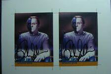 """😍Star Trek Autograph Auto FRANK GORSHIN Rittenhouse """"The RIDDLER""""  Batman A77"""