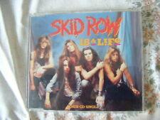 Skid Row - 18 & Life - 3 track cd single **VERY RARE** - VG