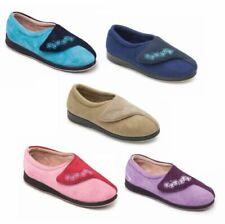 Calzado de mujer multicolor textiles