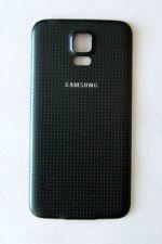 Samsung Galaxy S5 G900F Akkudeckel back cover Rückseite schwarz NEU !!!