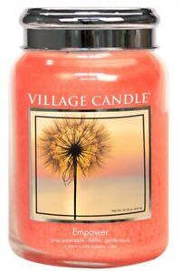 Village Candle - Empower 602 g