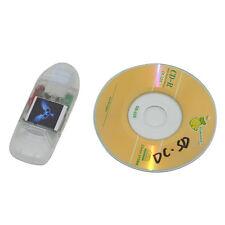 SEGA DC SD Card Reader With Indicator Light Adapter Converter For DreamCast Game
