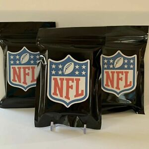 NFL Card Mystery Packs! 2 Guaranteed HITS! (Auto/Patch) 20 cards