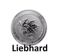 8$ Kanada / Canada Silber / Silver Multi Maple Leaf (Superleaf) 2017 1,5 OZ