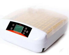 CE Digital Automatic Temperature Control 56 Eggs Incubator with Egg Candler