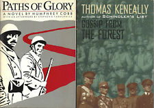 lot Paths Of Glory Humphrey Cobb Gossip From The Forest Thomas Keneally Tpbs