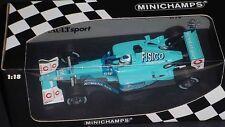 Minichamps 1:18 2001 Benetton Renault B201 Giancarlo Fisichella F1 Formula One