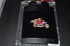 Rare Disney Pin Trading Jessica Motorcycle LE250 LE 250 New on Card MINT Lot 6