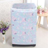 Washing Machine Waterproof Cover Sunscreen Loading Protective Dust Covers N7