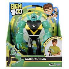 "Ben 10 Giant 10"" Diamondhead Action Figure"