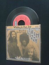 7' vinyl record whiskey in the jar Thin Lizzy 6.11183 Stereo Decca German