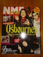 NME 2002 MAY 25 OSBOURNES EMINEM LIAM GALLAGHER