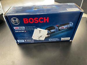Bosch 12V Max Brushless Oscillating Multi-Tool GOP12V-28N Starlock Bare Tool NEW