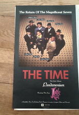 The TIME (Prince) magazine ADVERT / Poster 12x6 inches from Rolling Stone 1990