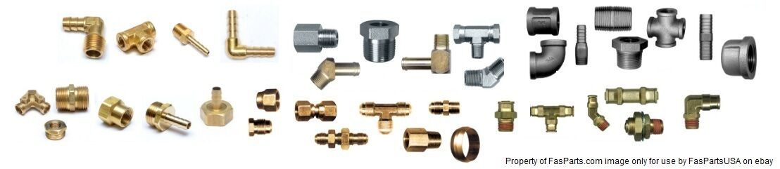 FasPartsUSA Hose and Pipe Fittings