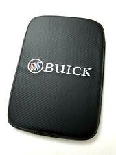 BRAND NEW BUICK Carbon Fiber Car Center Console Armrest Cushion Pad Cover