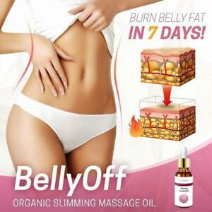 Beauty Slimming Massage Oil  Weight Loss Anti-Cellulite Belly Fat Burning