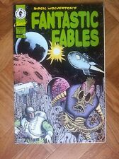 FANTASTIC FABLES #2 BASIL WOLVERTON FINE/VERY FINE (W1)