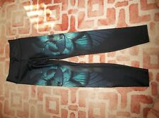 H&M Sport size Small yoga butterfly pants black
