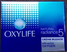 Oxylife Natural Radiance 5 Creme Bleach Fr Spotless Skin Dead Skin & Sun Tan 27g