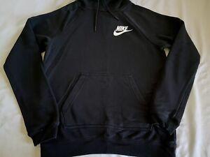 Nike Hoodie Sweatshirt XS Black