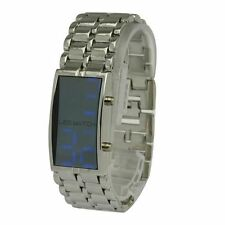 Unbranded Stainless Steel Strap Adult Wristwatches
